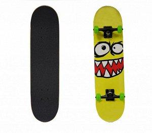 Скейтборд BlackAqua 905S детский