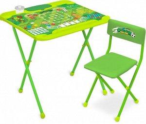 КНД2 Детский комплект (стол+стул мягкий)