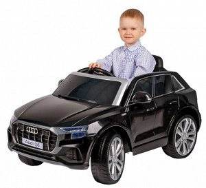 Кроссовер AUDI Q8 S890 детский электромобиль (колесо EVA, Экокожа)