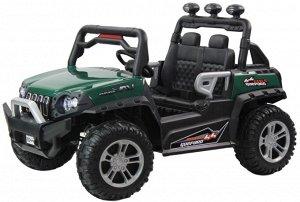Джип детский электромобиль 4 WD DLS02 (12V, колесо пластик)