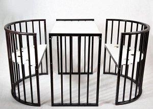 Кроватка-трансформер многофункциональная Farfello 7в1