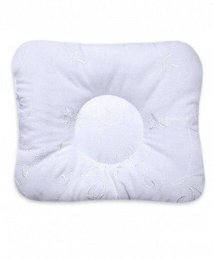 Подушка для новорожденного анатомич 23*25см, арт.П-01