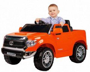 Джип TUNDRA  JE1703 детский электромобиль (колесо EVA, Экокожа)