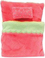 KAWADA Yumewa Usagi Bed - кроватка с одеялом для зайчика