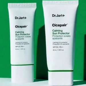 Успокаивающий солнцезащитный крем Dr. Jart+ Cicapair Calming Sun Protector