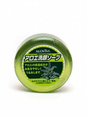 Мыло для лица с алоэ, 100гр