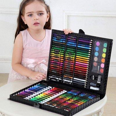 ✌ ИгроЛенд*Мир детских вещей и канцелярии — Наборы для рисования