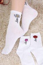 Носки Флора женские