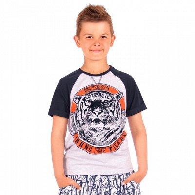ТМ АПРЕЛЬ 🌸 Детская, летняя, жаркая — Мальчикам от футболки до комплекта