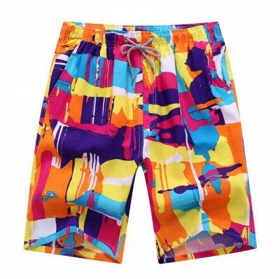 ⛱ Пляжные шорты. Мужские и женские, подростковые — Пляжные шорты для мужчин