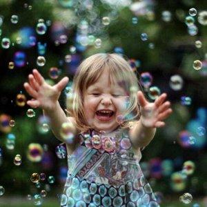 Мыльные пузыри Подружка