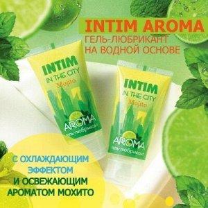 Гель-любрикант INTIM AROMA туб пластиковый 60 г