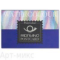 """Склейка для акварели """" Watercolour"""" заготовка для открыток А6 (10,5*14,8 см) 300 г/м. 20 л."""