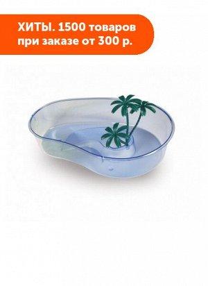 Чаша пластиковая для черепах MP-Bergamo CARRY MAXI (40*28*9,5см)