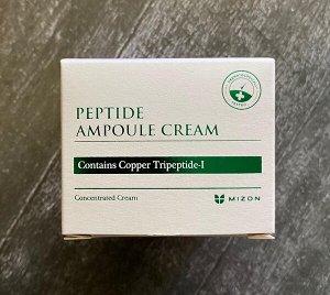 Крем для лица Mizon Peptide Ampoule Cream, 50ml