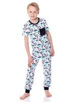 Пижама для мальчиков арт 11473