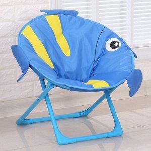 """Кресло складное детское """"Рыбка Дори"""""""