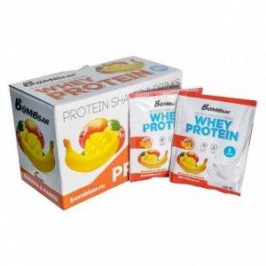 Порционный протеин Bombbar, 20 Шт