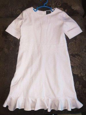 Платье Джинс Сиреневый