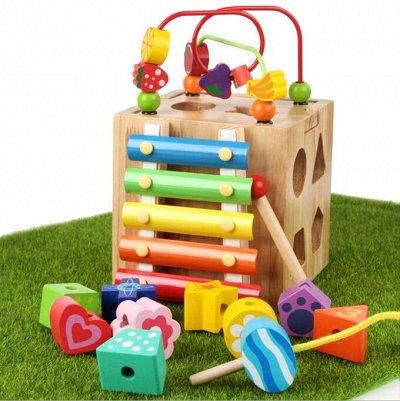 Мир развивающих игрушек Wood Toys™