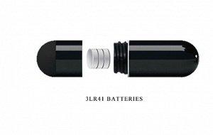 Кольцо эрекционное с вибрацией Curitis. цвет чёрный, силикон ABS