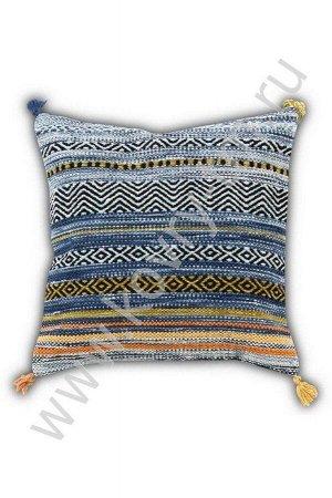 Подушка Kaleen 0.45*0.45 blue