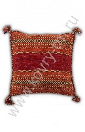 Подушка Kaleen 0.45*0.45 red