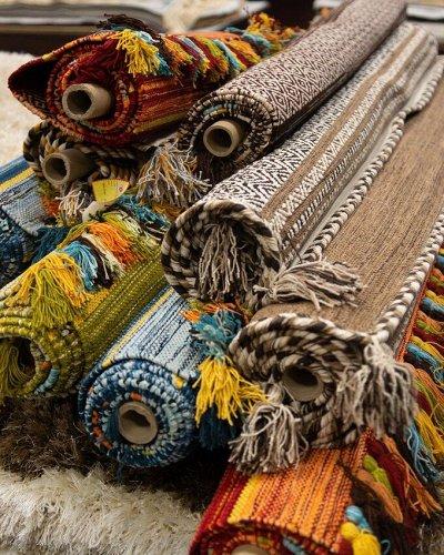 Теплые шкуры, великолепные стильные ковры — Новинка! Коллекция Kaleen