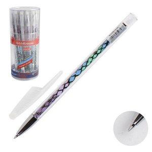 "Ручка гелевая ""ErichKrause InColor.Purple Python"" 0.5 мм. синяя в тубе 1/24 арт. ЕК-50756"