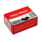 """Зажим для бумаги 41мм """"Проф-Пресс"""" черные 12шт/уп арт. ЗК-4169"""