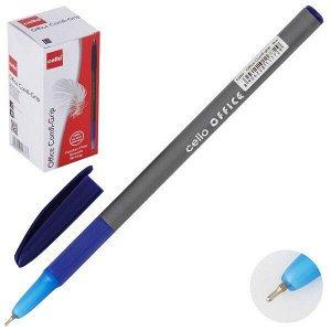 "Ручка шарик ""Cello Office Grip"" синяя 1,0мм 1/50 арт. 353"