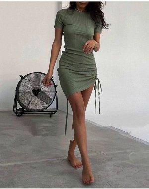 Платье Ткань лапша