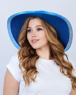 Шляпа иск. солома