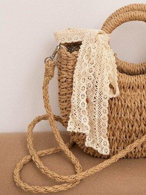 Сумка плетеная СумкаC042/castom