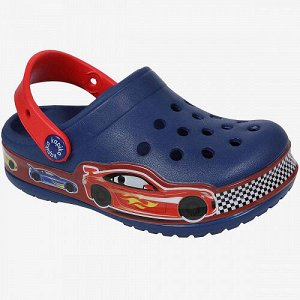 Пляжная обувь т.синий