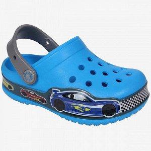Пляжная обувь св.синий