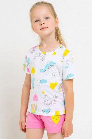 Crockid, Пижама для девочки Crockid