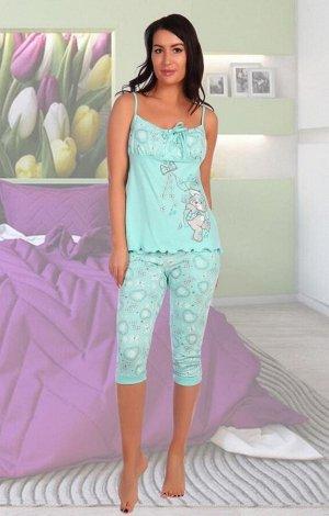 Пижама 100 % хлопок Маломерит на одини размер