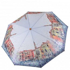 Зонт облегченный, 350гр, автомат, 102см, Fabretti L-20102-1