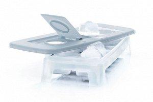 Контейнер для льда Морозко светло-голубой