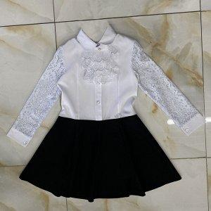 Платье школьное для девочек