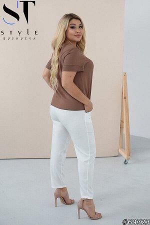 Костюм 69323 (блузка+брюки)