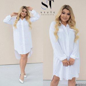 Платье-рубашка 69344