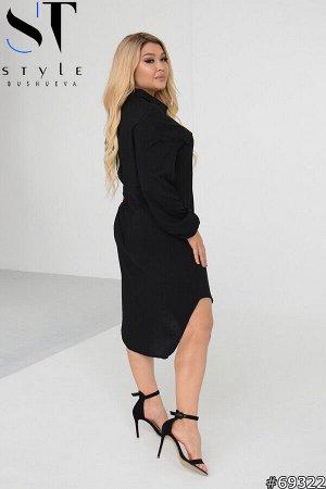 Платье-рубашка 69322