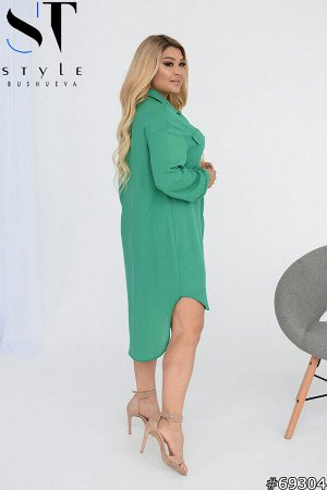 Платье-рубашка 69304