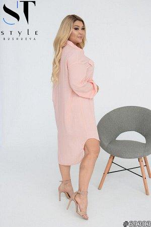 Платье-рубашка 69303
