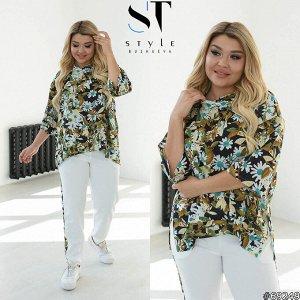 Костюм 69249 (блузка+брюки)