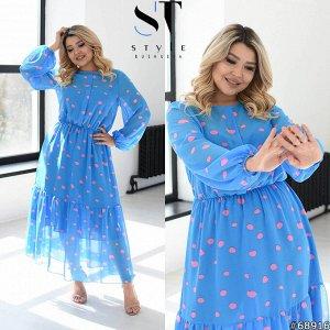 Платье 68916