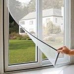 Москитная сетка на окно 1,5*1,3 м