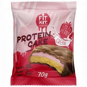 Fit Kit Protein Cake 70g 1шт